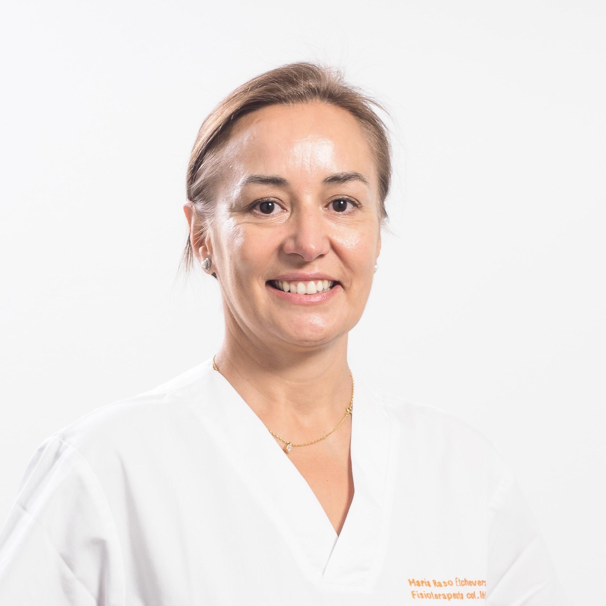 María Raso Etchevers fisioterapia