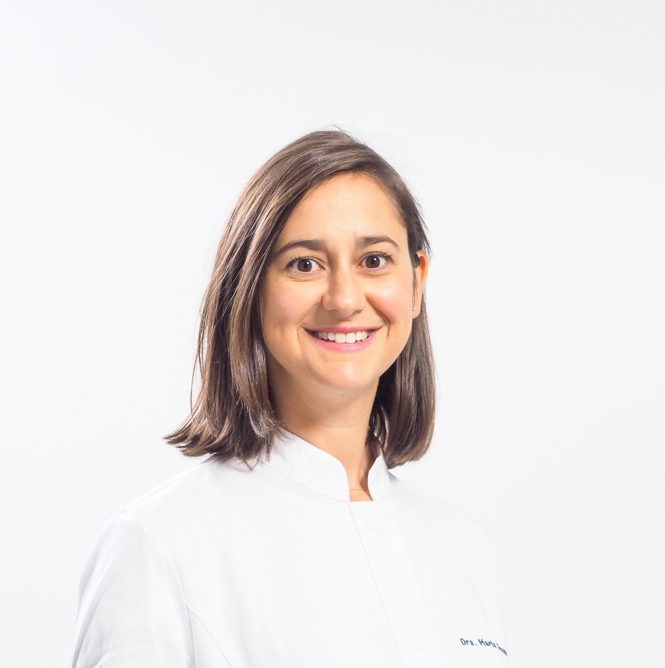 Dra. Marta Seoane Lorenzo odontología en Oleiros